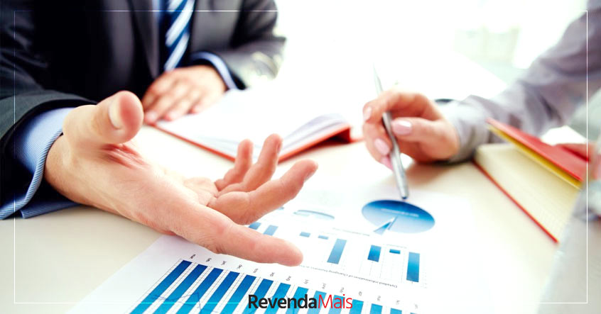 formas de organizar o financeiro