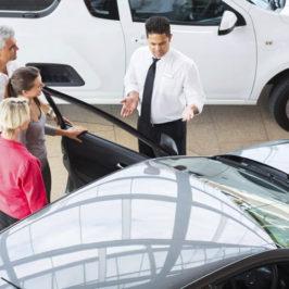 Como a oratória influencia nas vendas de automóveis?