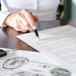A importância dos contratos para loja de veículos