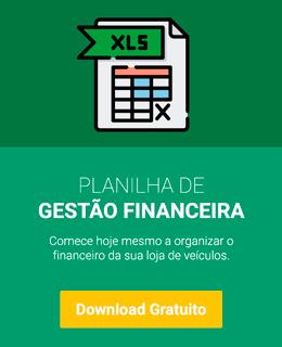 Planilha de Gestão Financeira