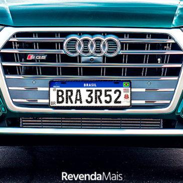 Novos modelos de placas de veículos brasileiros: conheça o modelo padrão de placas do Mercosul