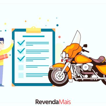Checklist para compra e venda de motos – Com modelo gratuito para você baixar