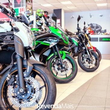 Estratégias de marketing para loja de motos