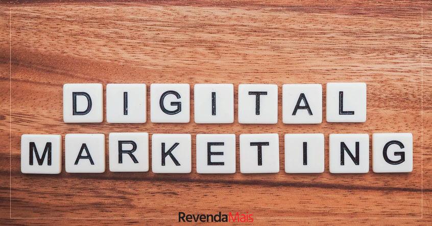 Marketing digital para revenda de veículos
